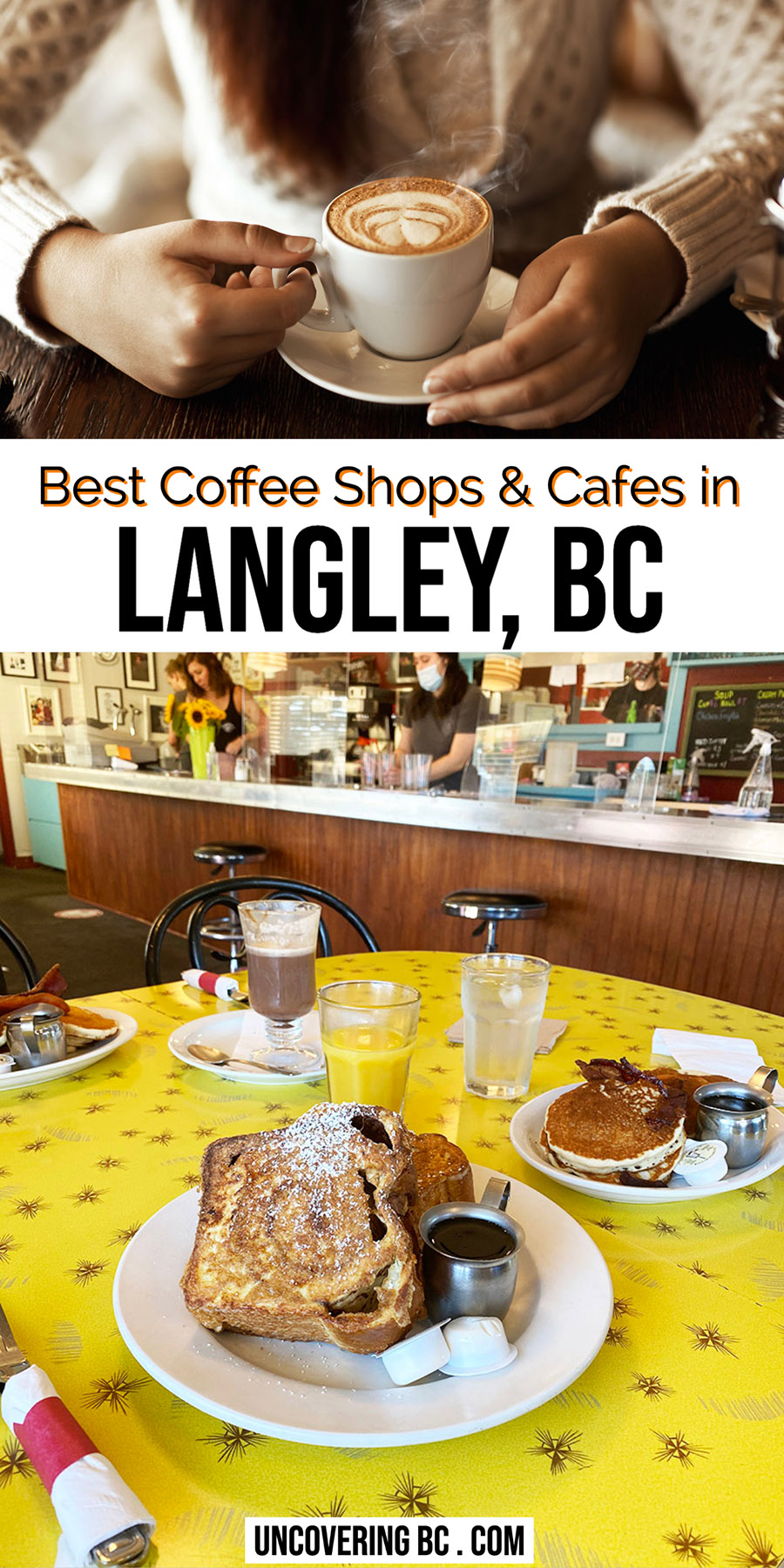 Best Cafes in Langley Coffee Shops