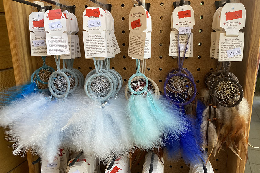 Dreamcatchers from Canada Souvenirs