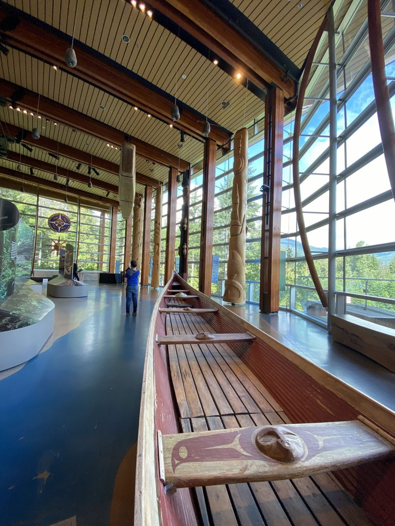 Whistler - SLCC Indigenous Tourism