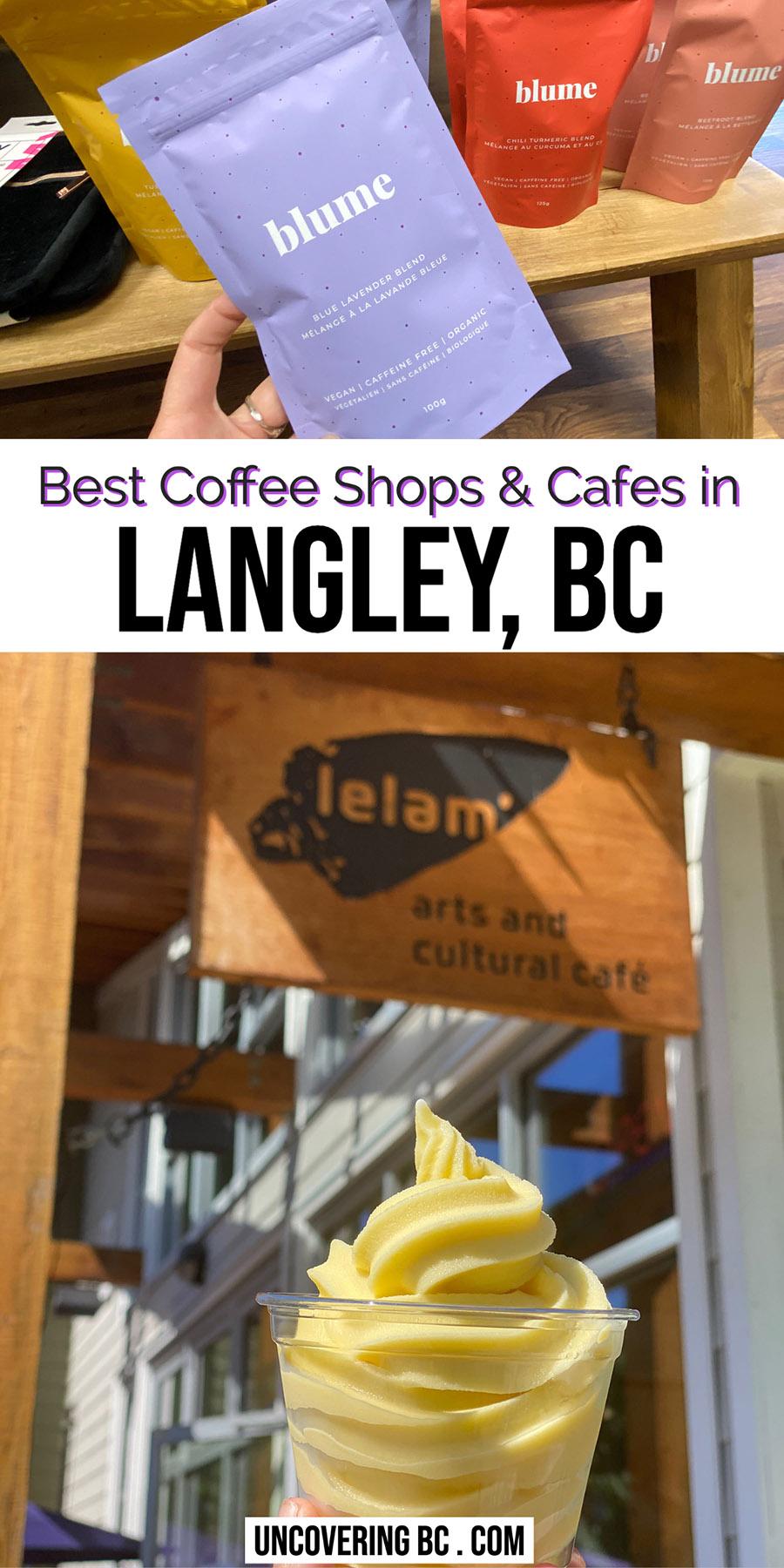 Best Langley Coffee Shops