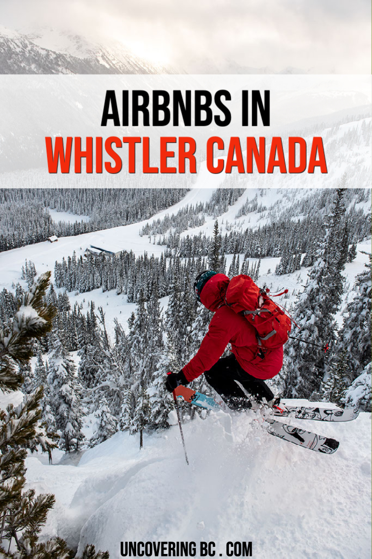 Airbnb Whistler Vacation Rentals