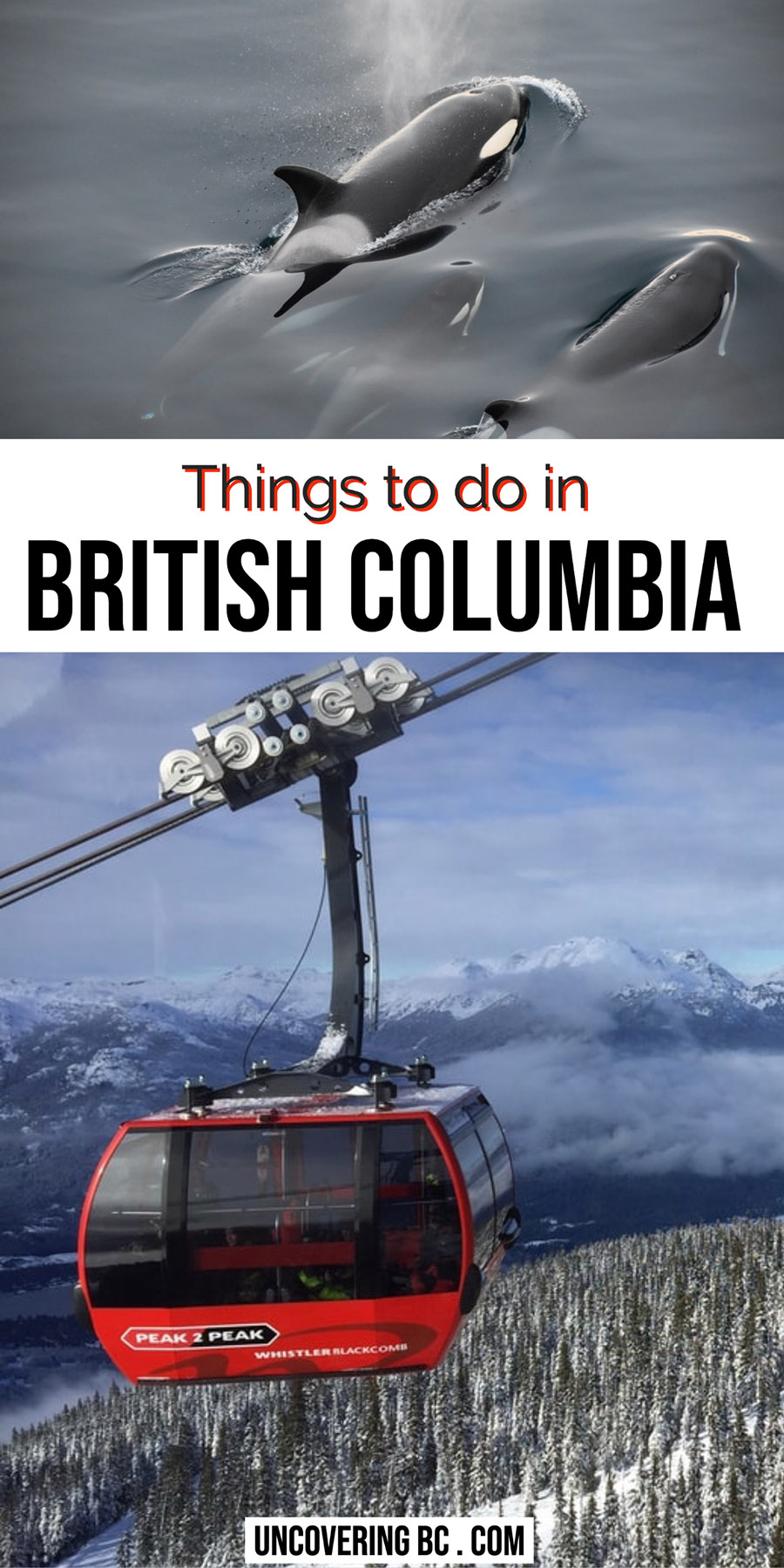 Things to do in BC