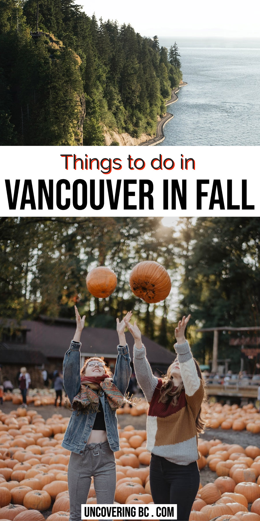 Things to do in Vancouver in October