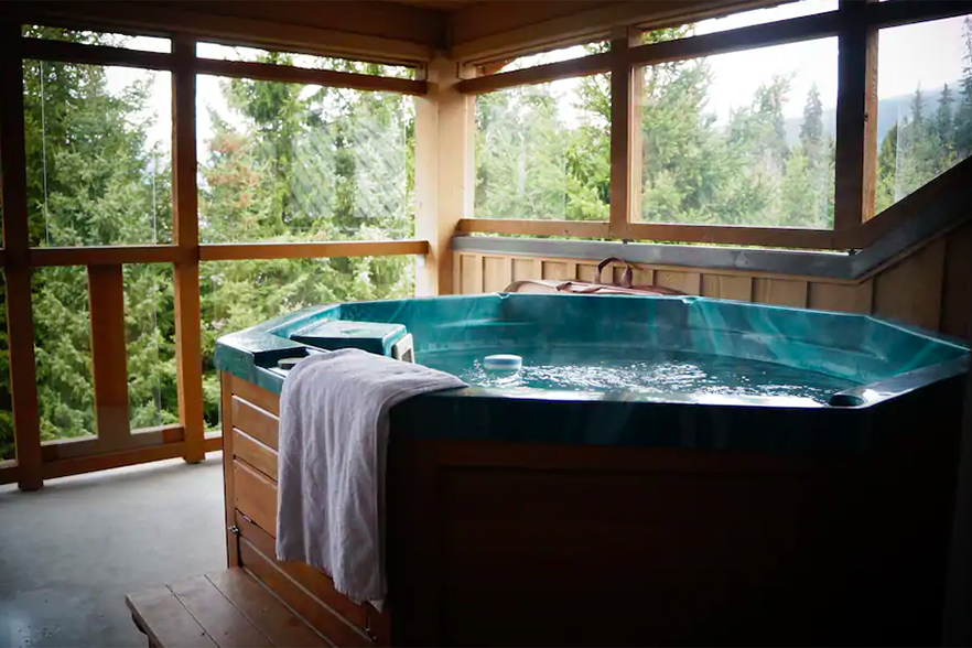 Whistler AirBNB Image Courtesy of Ian via Airbnb.com