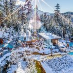Whistler British Columbia Snowy Accommodations