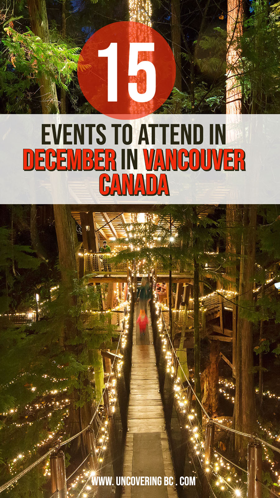Things to do in Vancouver in December