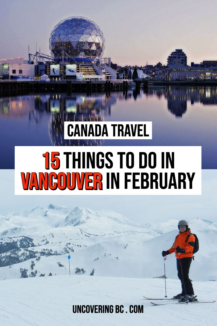 Things to do in February in Vancouver