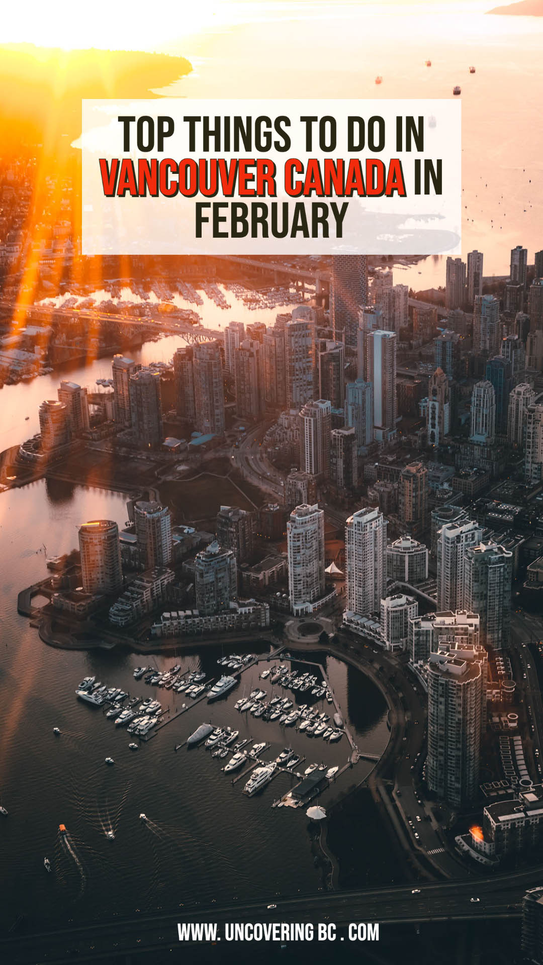 Things to do in Vancouver in February