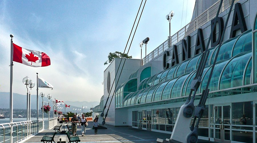 Canada - Vancouver - Canada Place