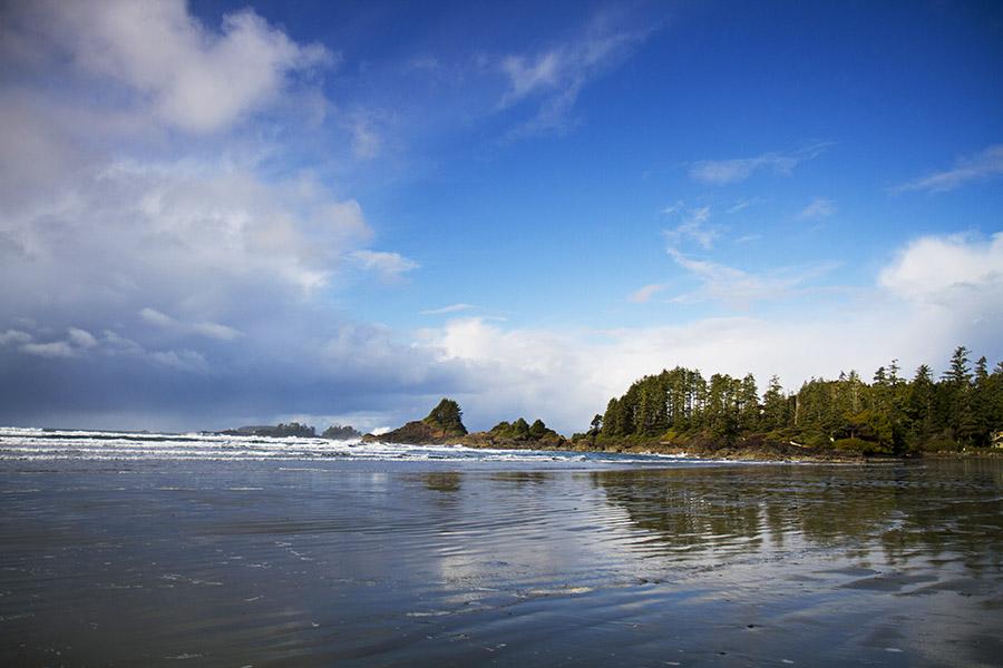 Vancouver Island - Tofino - Cox Bay Beach