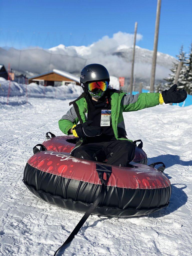 Whistler Snow Tubing