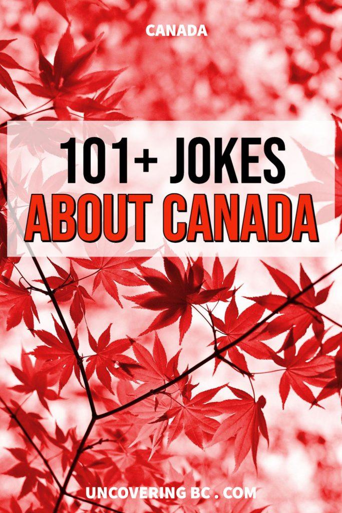 Canada Jokes and Puns.