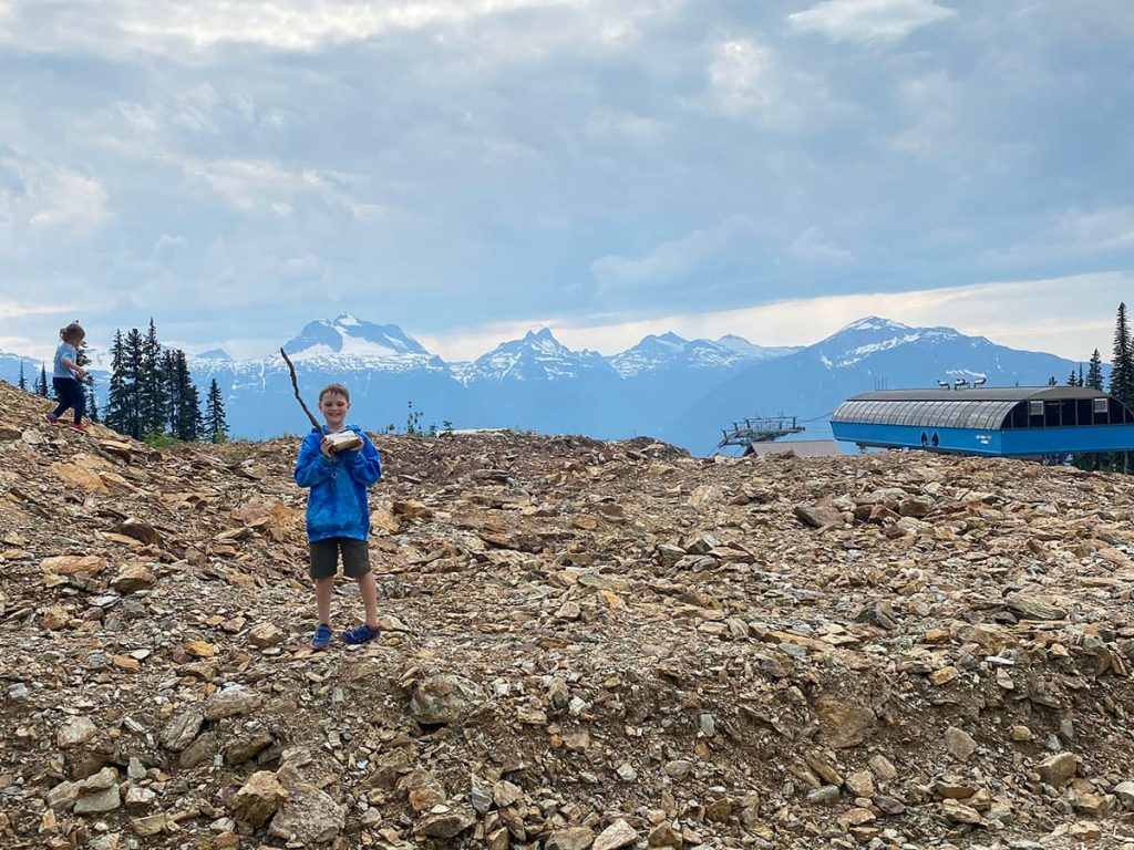 Revelstoke Mountain Resort British Columbia